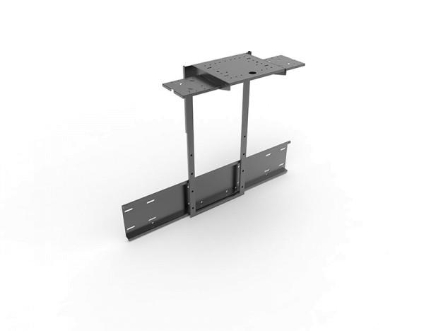 Robolift WebCam-/ Soundbar-Halter für mRoll/ mStand Rollwagen oder Display-Ständer