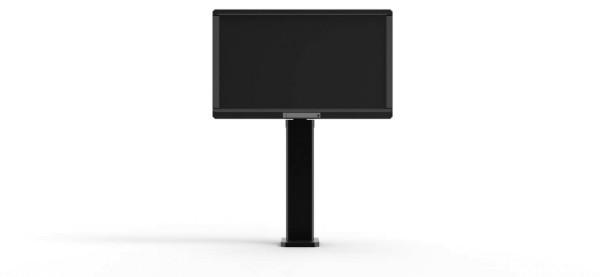 """Robolift eStand Flat 450/100, flacher, elektr. höhenverstellbare Pylone für LCD-Displays bis 75"""""""