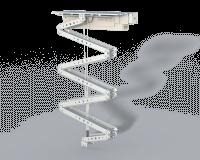 Robolift C300V Deckenlift aus Aluminium