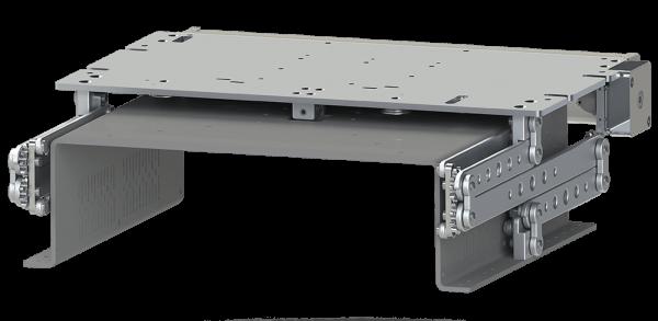 Robolift F100 - Typ 580 für Beamer & Projektoren, Hublast, max. 50,2 kg