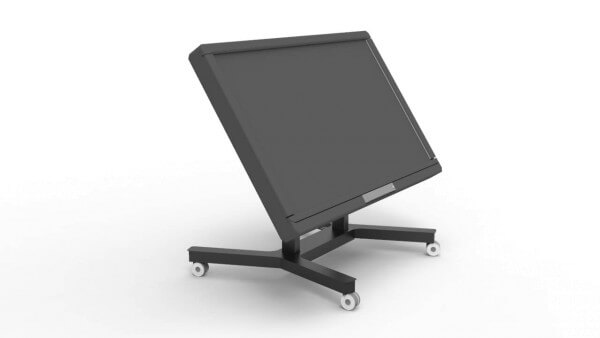 Robolift eRolly 100 neigbar - Table-Rollwagen bis 100 kg ausgelegt